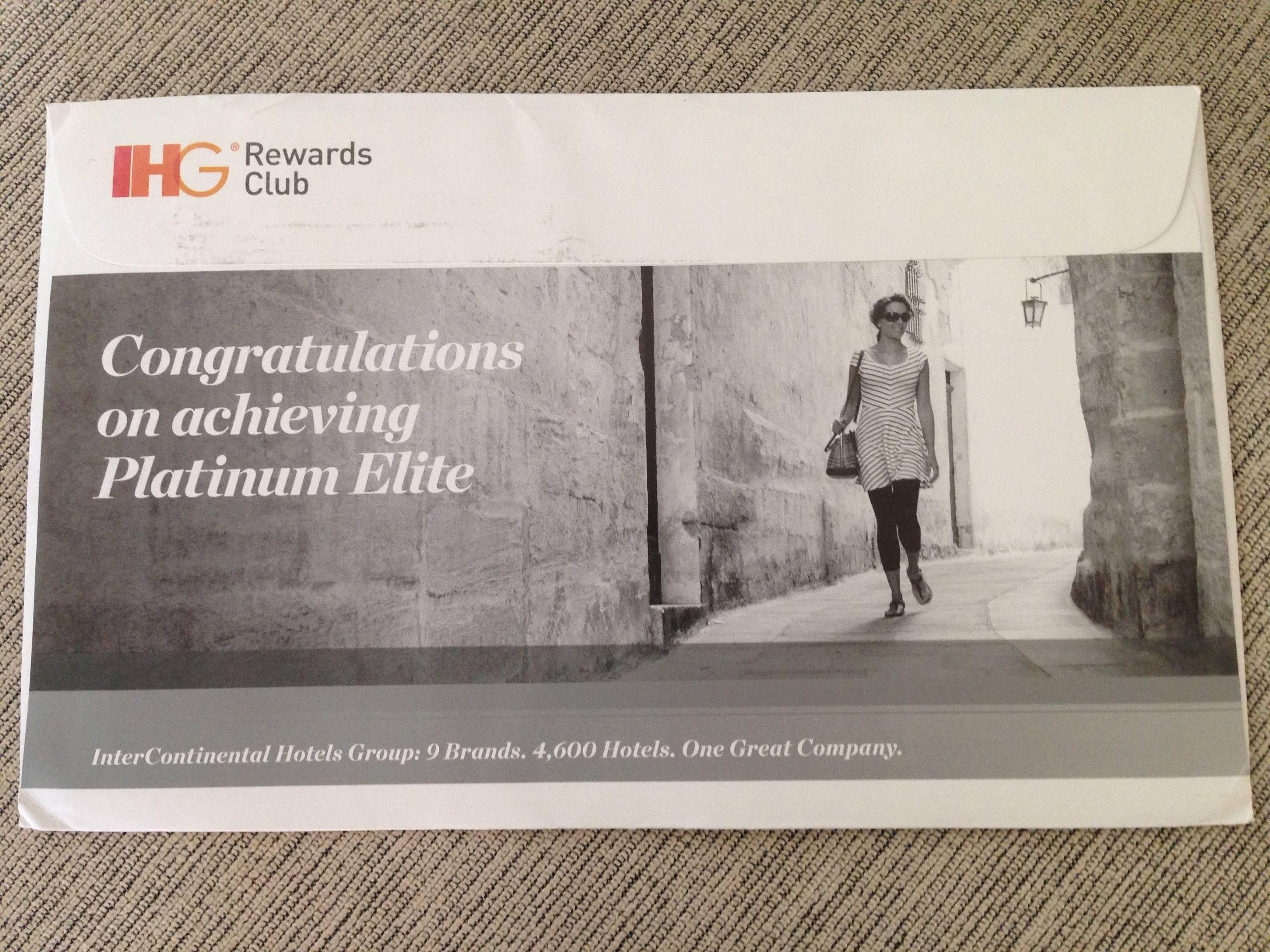 ihg rewards platinum elite