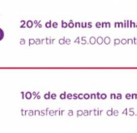 Smiles oferece 10% de desconto em milhas na emissão de passagens para clientes do Bradesco