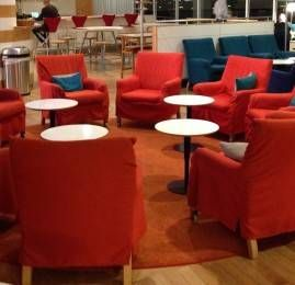 Sala VIP SAS Business Lounge no Aeroporto de Newark (EWR)