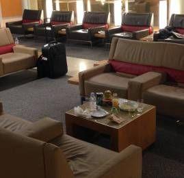 Sala VIP Air France no Aeroporto de Paris (CDG) – Terminal E – Portões K