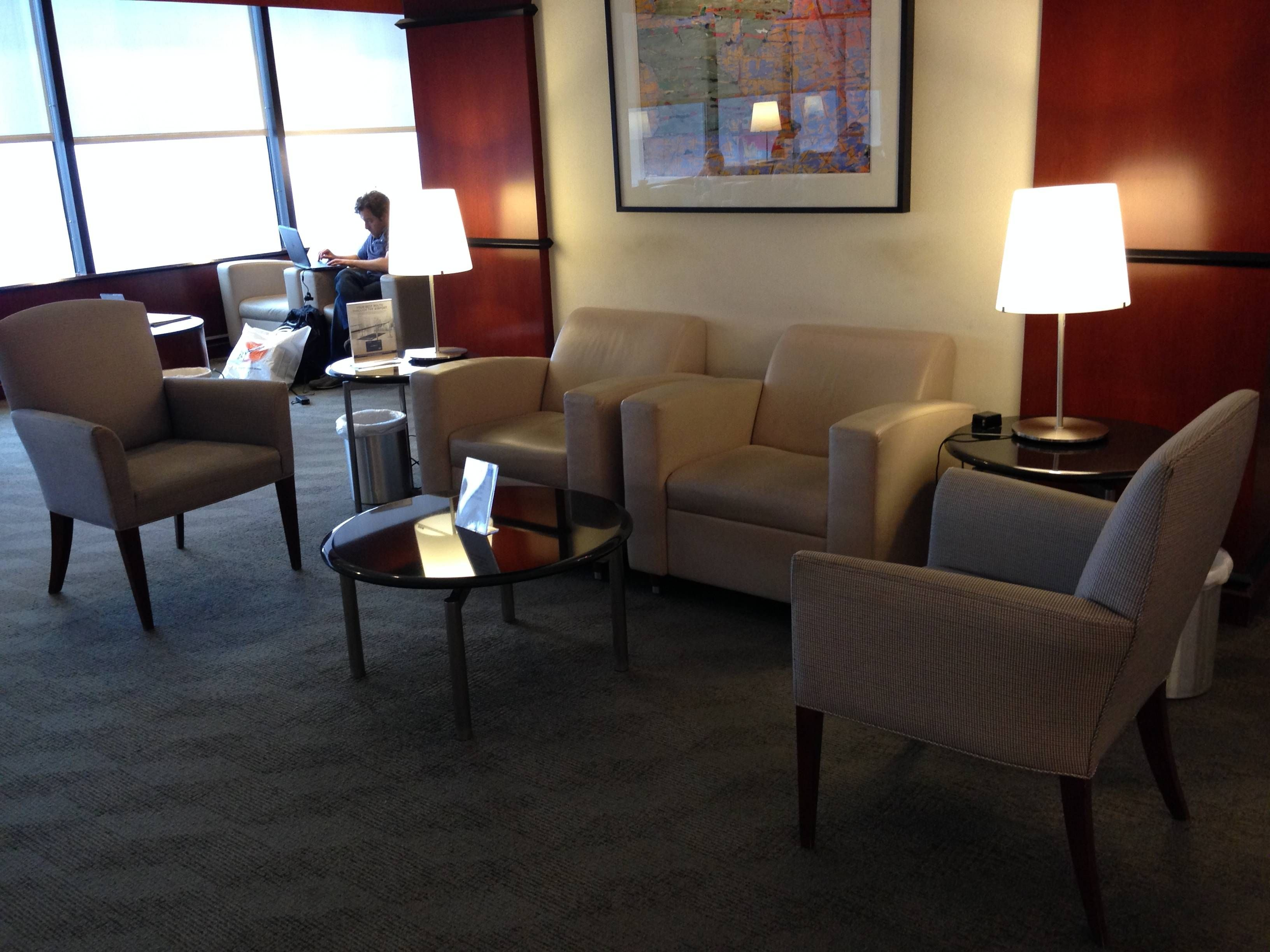 united club aeroporto houston