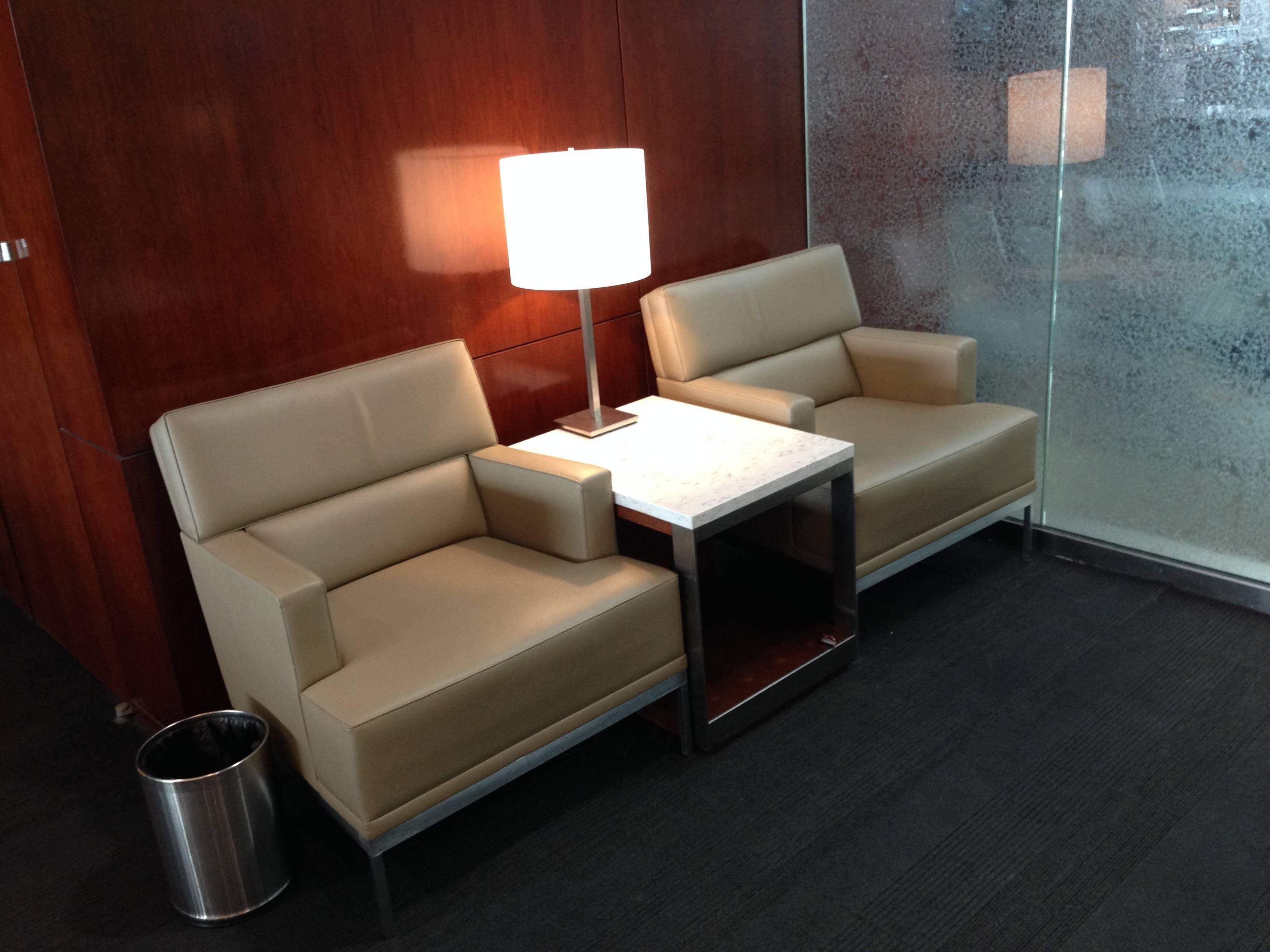 Sala VIP United Club no Aeroporto de Denver (DEN)