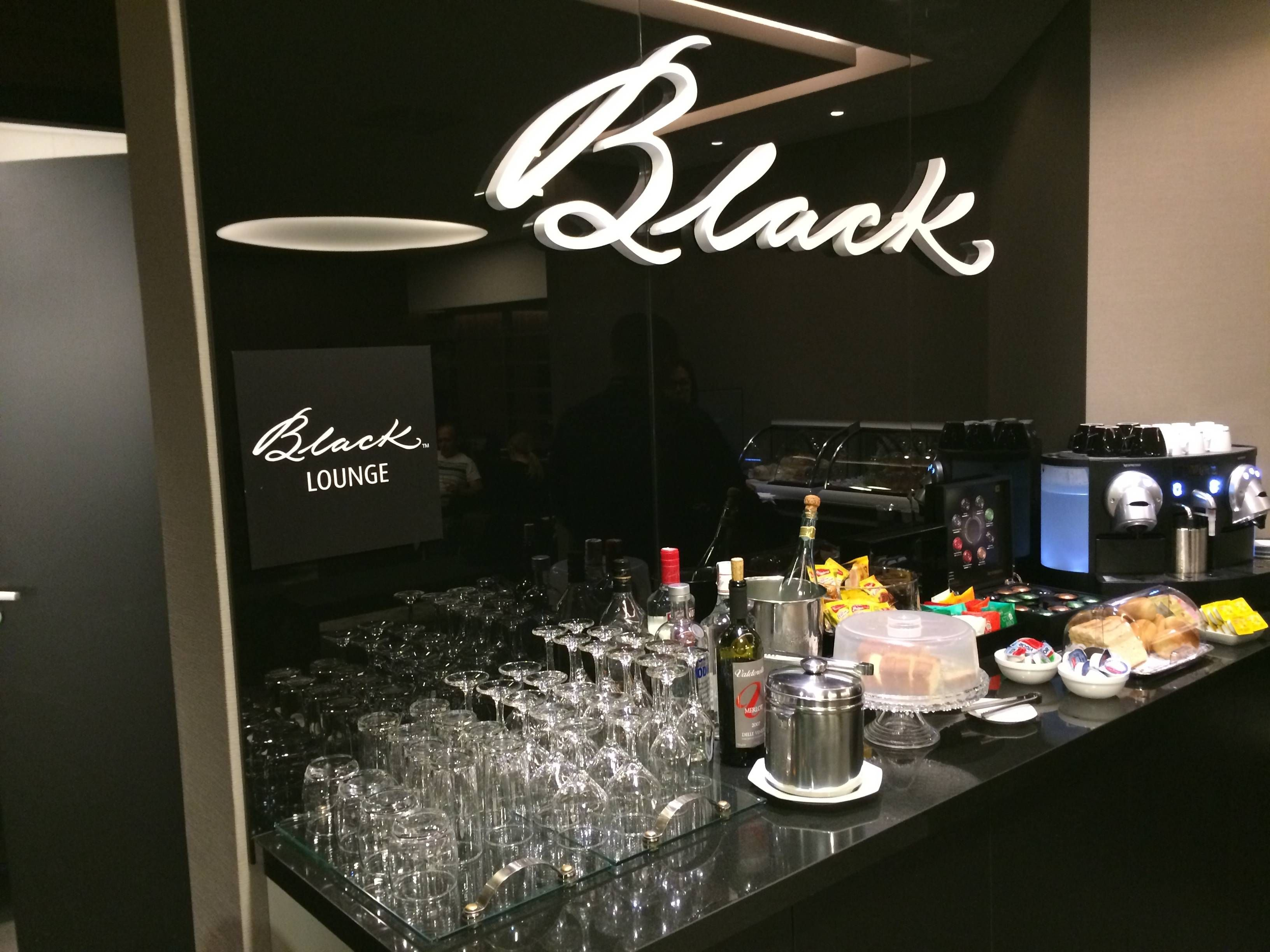 Mastercard Black Lounge no Aeroporto de Guarulhos (GRU) | Passageiro