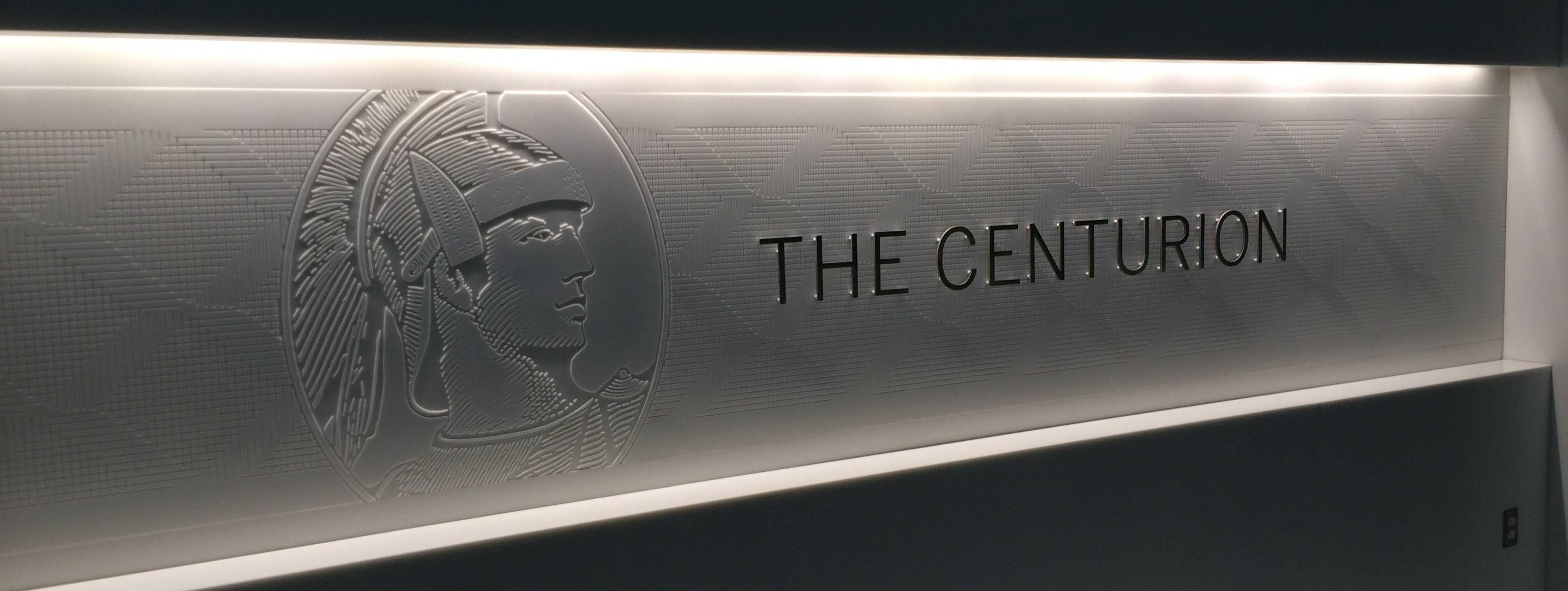 Sala VIP Centurion Lounge by American Express no Aeroporto de Dallas (DFW)