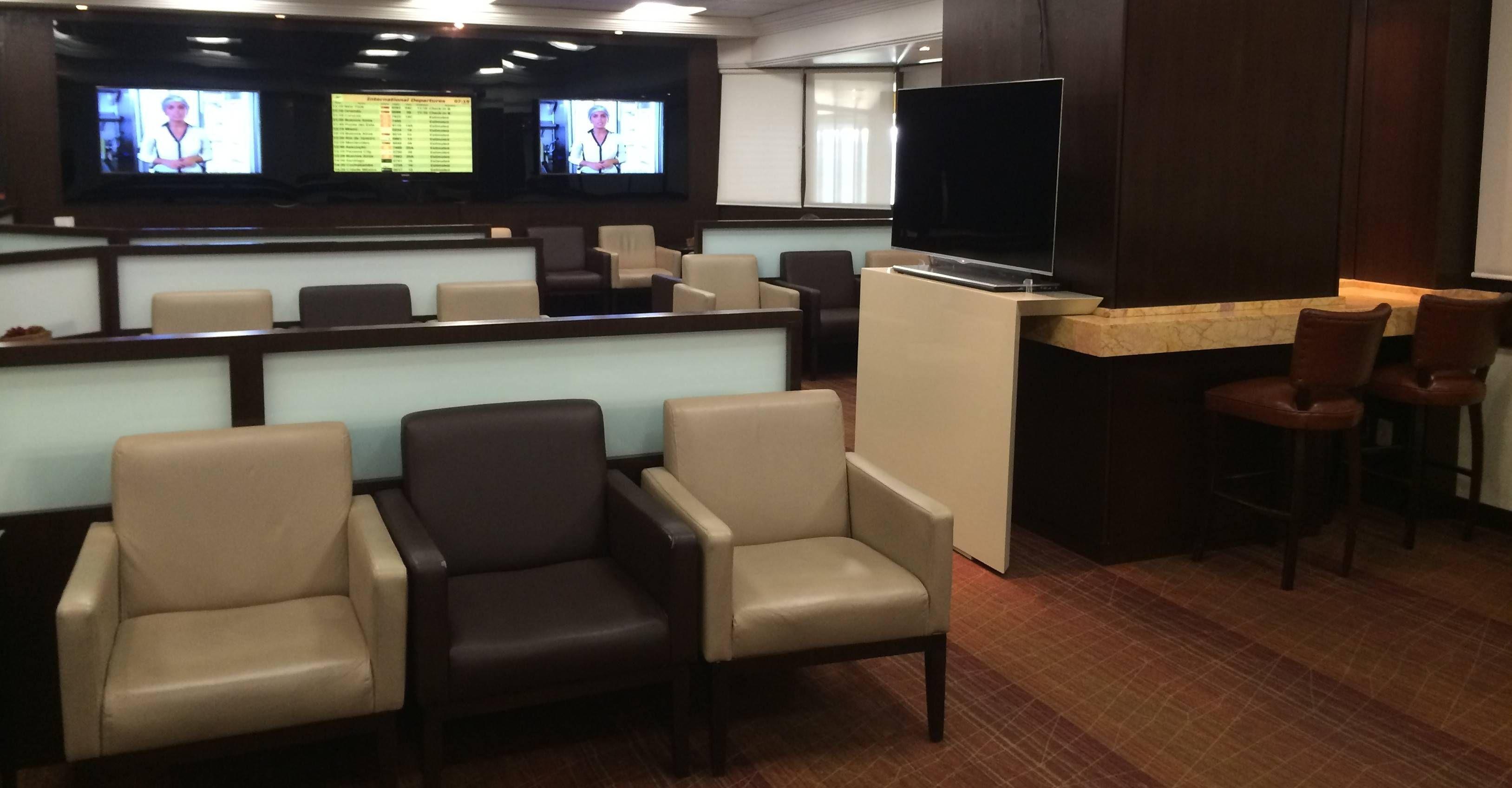 Sala VIP PROAIR – VIP Lounge Guarulhos