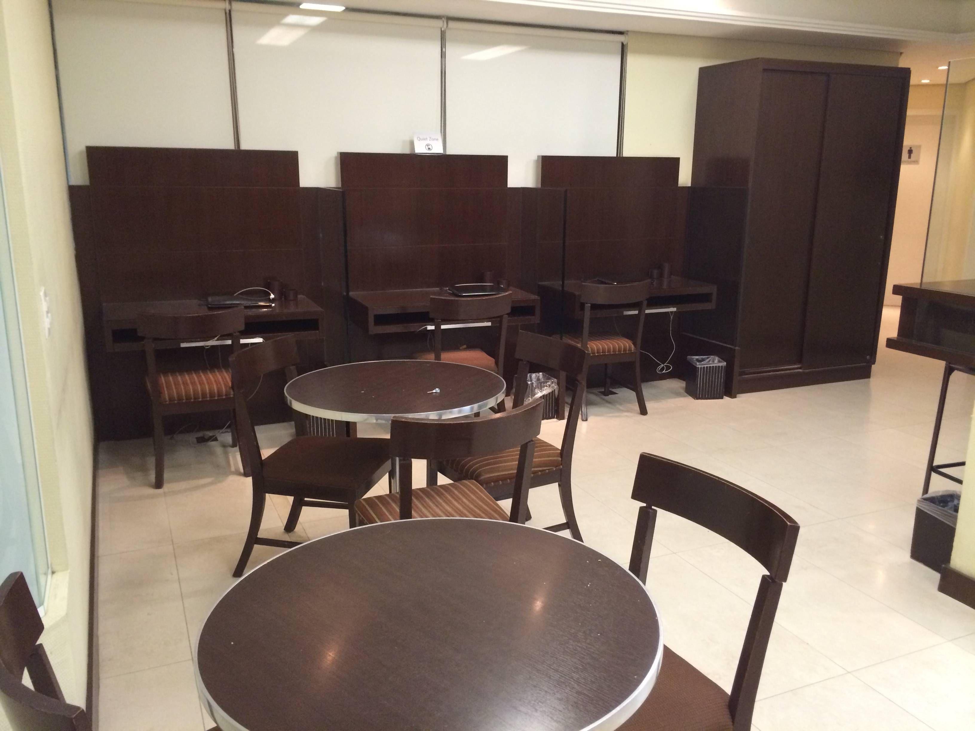 VIP Lounge Guarulhos Avianca