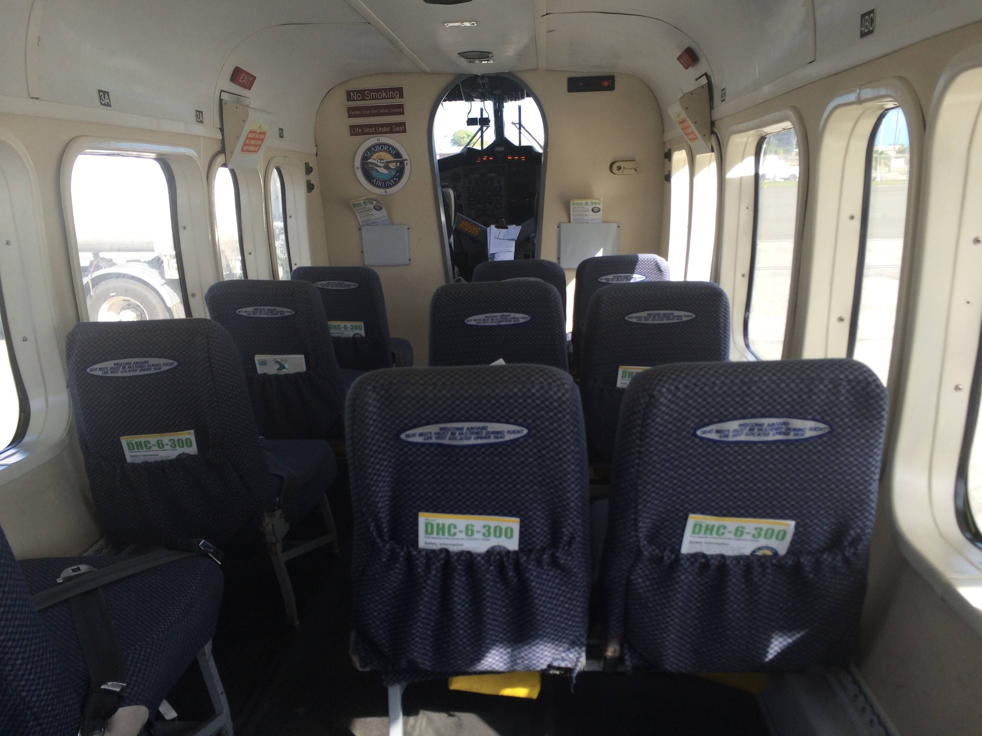 Seaborne Airlines DHC-6-300