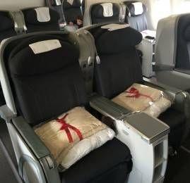 Passagens na Avianca em Classe Executiva para os EUA por R$3770,00