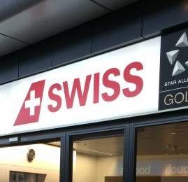 Swiss Senator Lounge no Aeroporto de Zurich (ZRH)