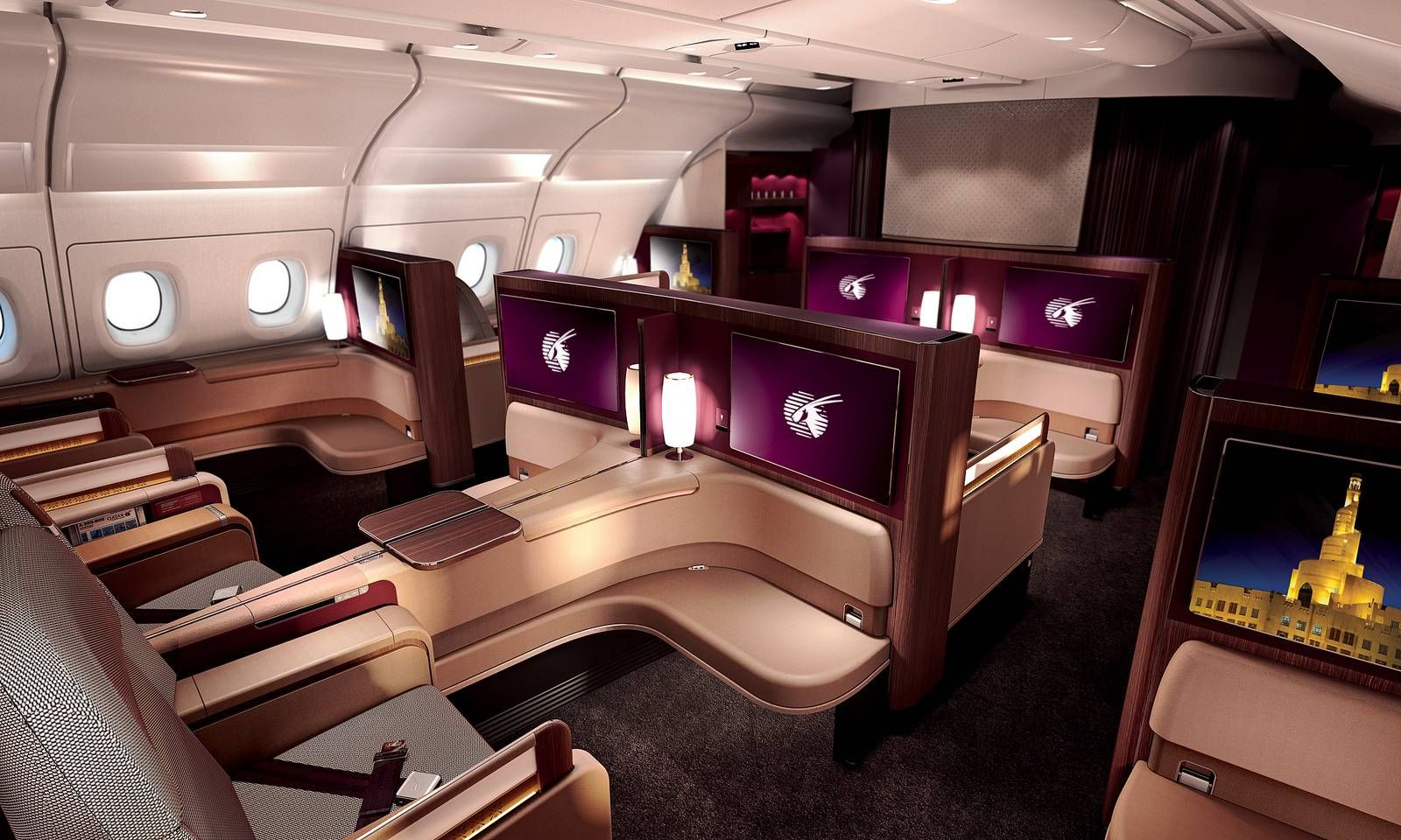 VOLTOU ! Voe na Primeira Classe da Lufthansa, British, Qatar ou Qantas por R$1.680,00