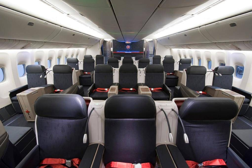 Turkish Airlines vai voltar com o B77W para o Brasil em Julho