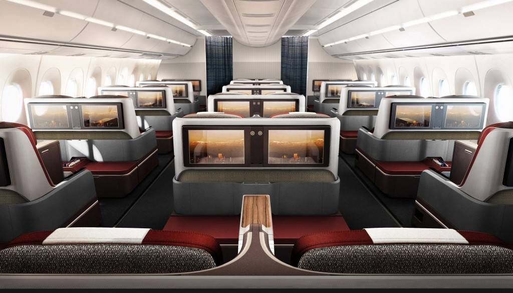 Latam new business class tam classe executiva a350 lan ejecutiva b787