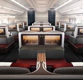 Primeiro Airbus A350 XWB da TAM chega ao Brasil e cia anuncia Economy Plus
