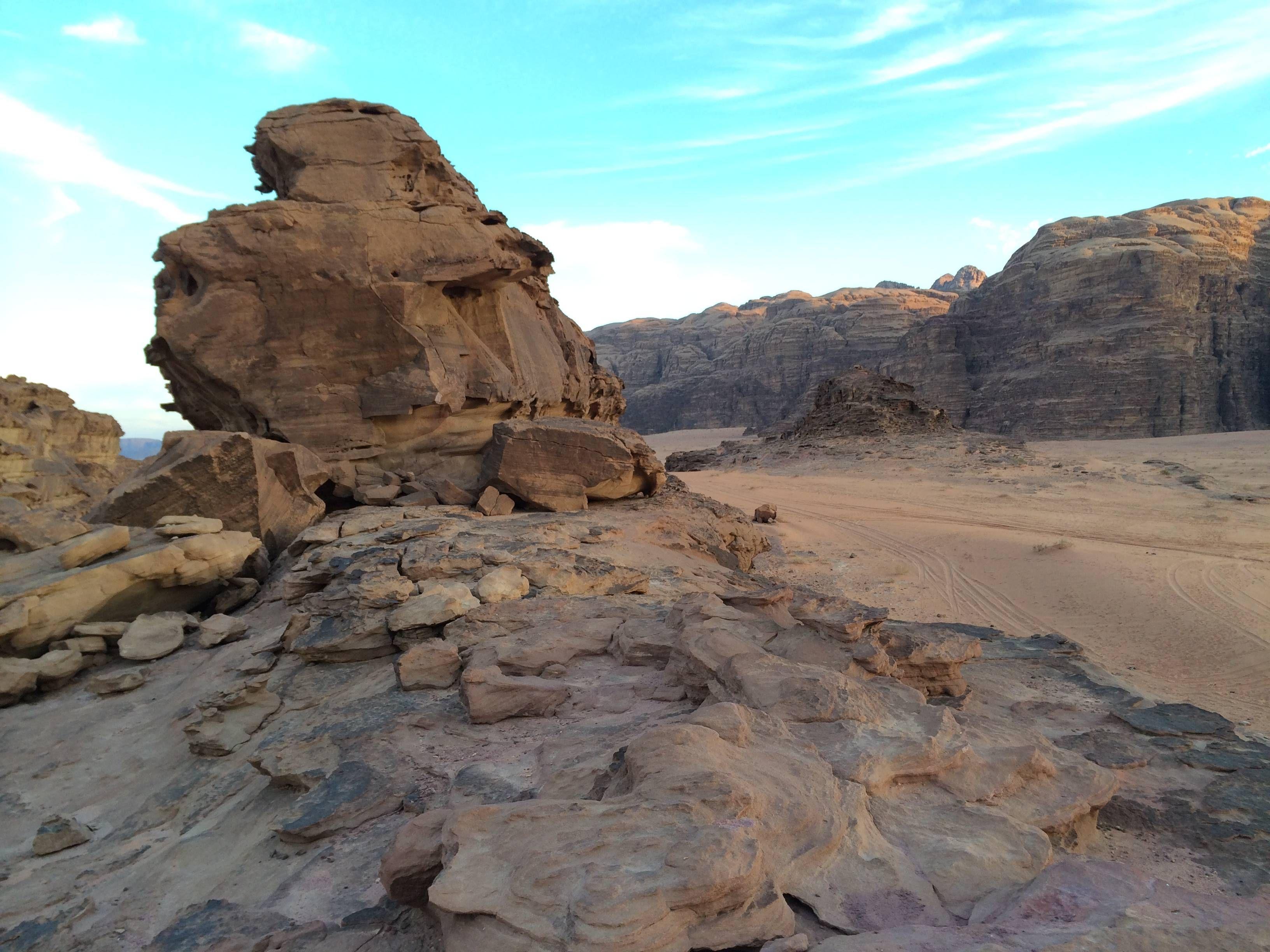 Rahayeb Desert Camp