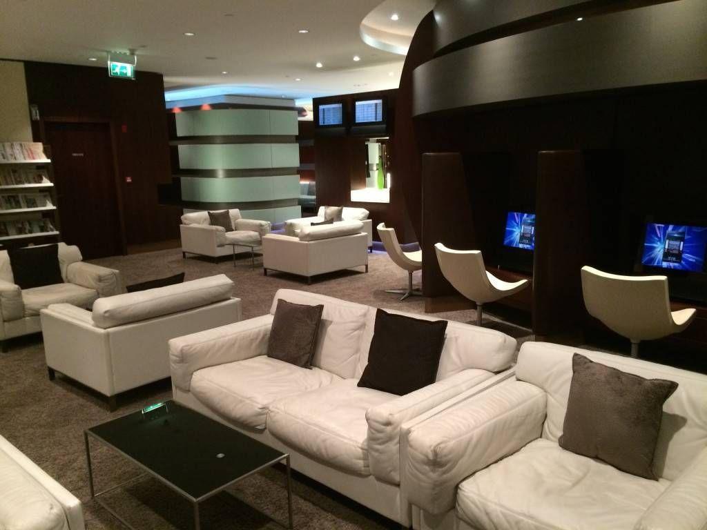 Etihad First Class Lounge