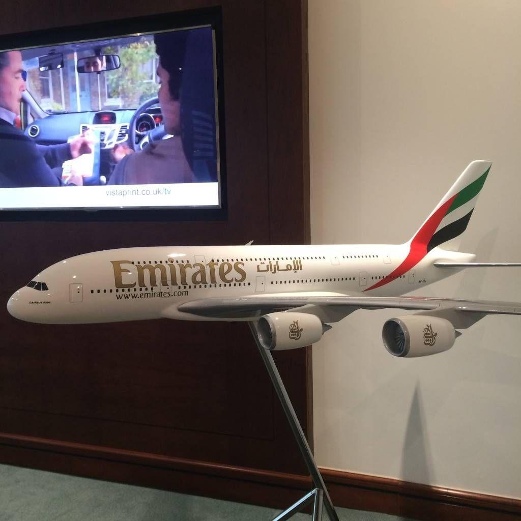 Emirates First Class Lounge Heathrow sala vip