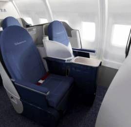 Delta apresenta nova classe executiva no Boeing 757-200