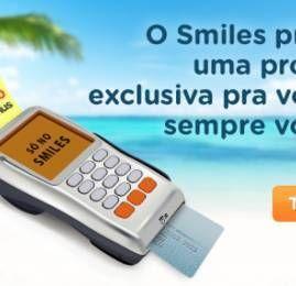 Smiles oferece 25% de bonus na transferência de pontos dos cartões de crédito