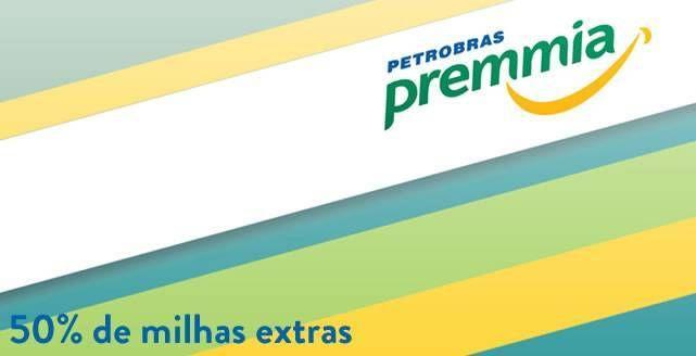 Premmia oferece 50% a mais de pontos na transferência pro Smiles