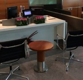 Qatar Airways Premium Terminal – Check in