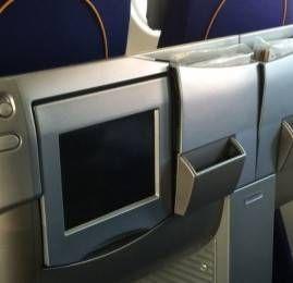 Classe Executiva da Lufthansa no A340