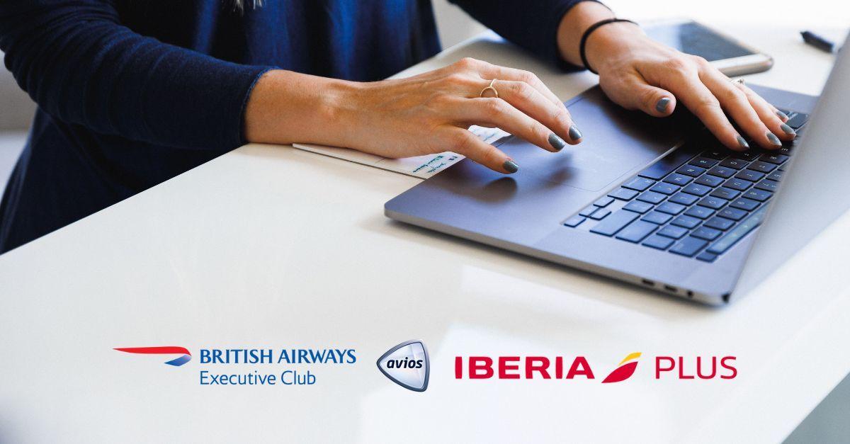 transferir Avios British Iberia