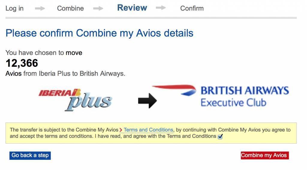 Como combinar seu saldo da conta da British Airways com a Iberia