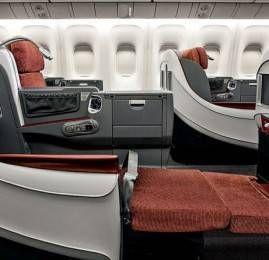 TAM tem passagens para Europa em classe executiva durante as férias por R$4.085,00 (ida e volta)