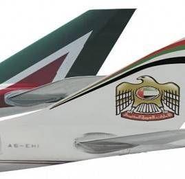 Etihad Airways fecha acordo para compra de 49% da Alitalia