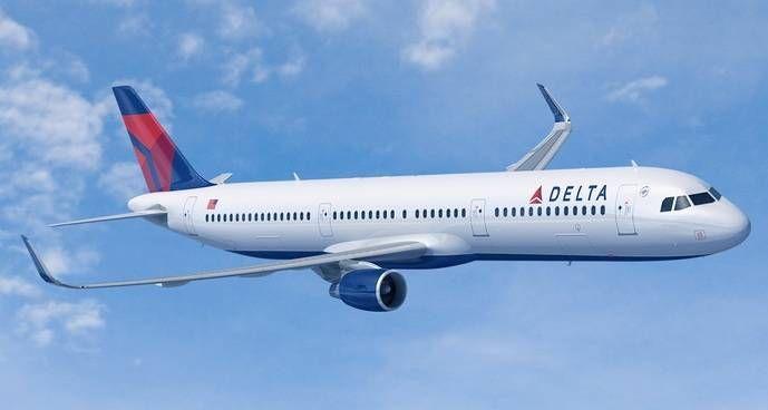 Delta acrescenta 15 aviões Airbus A321 à sua frota
