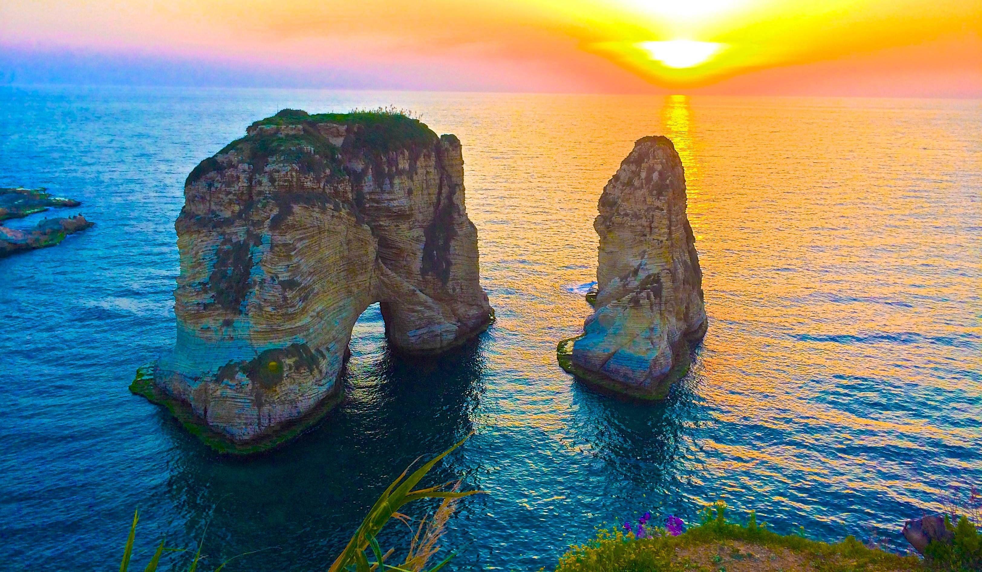 Conhecendo Beirut no Líbano
