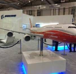 Aircraft Interiors Expo 2014 – Maior feira do mundo de interiores de avião