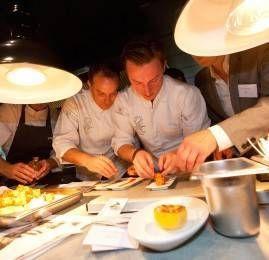 KLM reúne Rodrigo Oliveira e chefs com estrelas Michelin em evento em Amsterdã