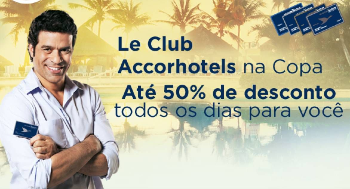 le club 50% desconto