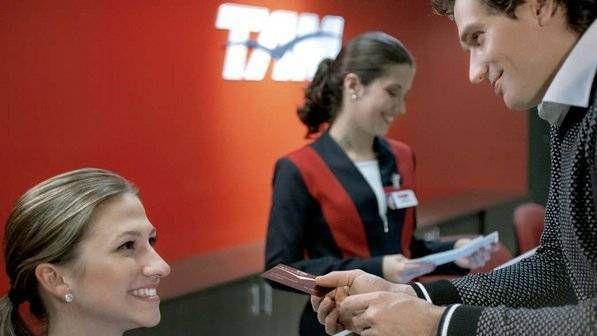 Mudanças das operações da TAM no aeroporto de Guarulhos
