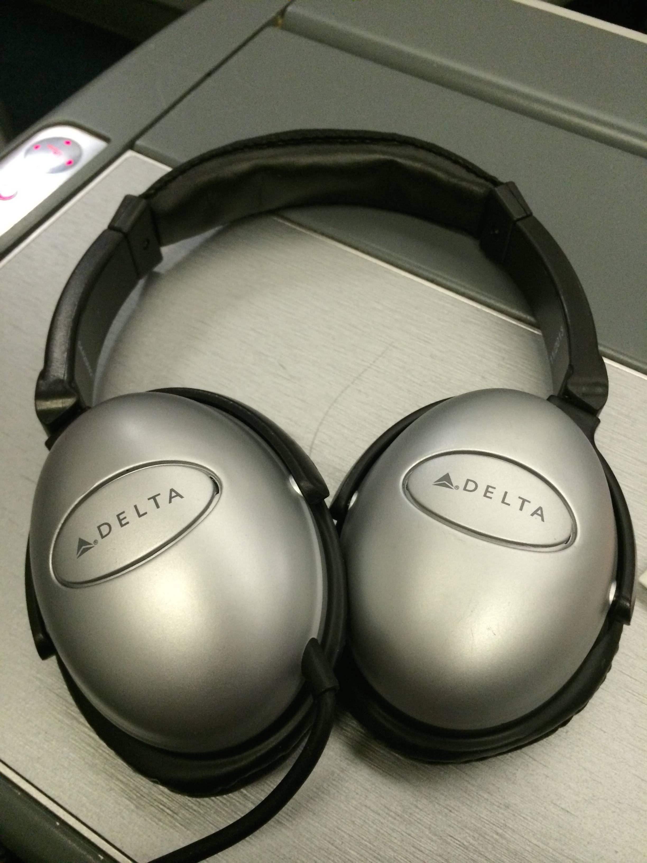 Delta Business Elite B767-400ER Executiva - passageirodeprimeira