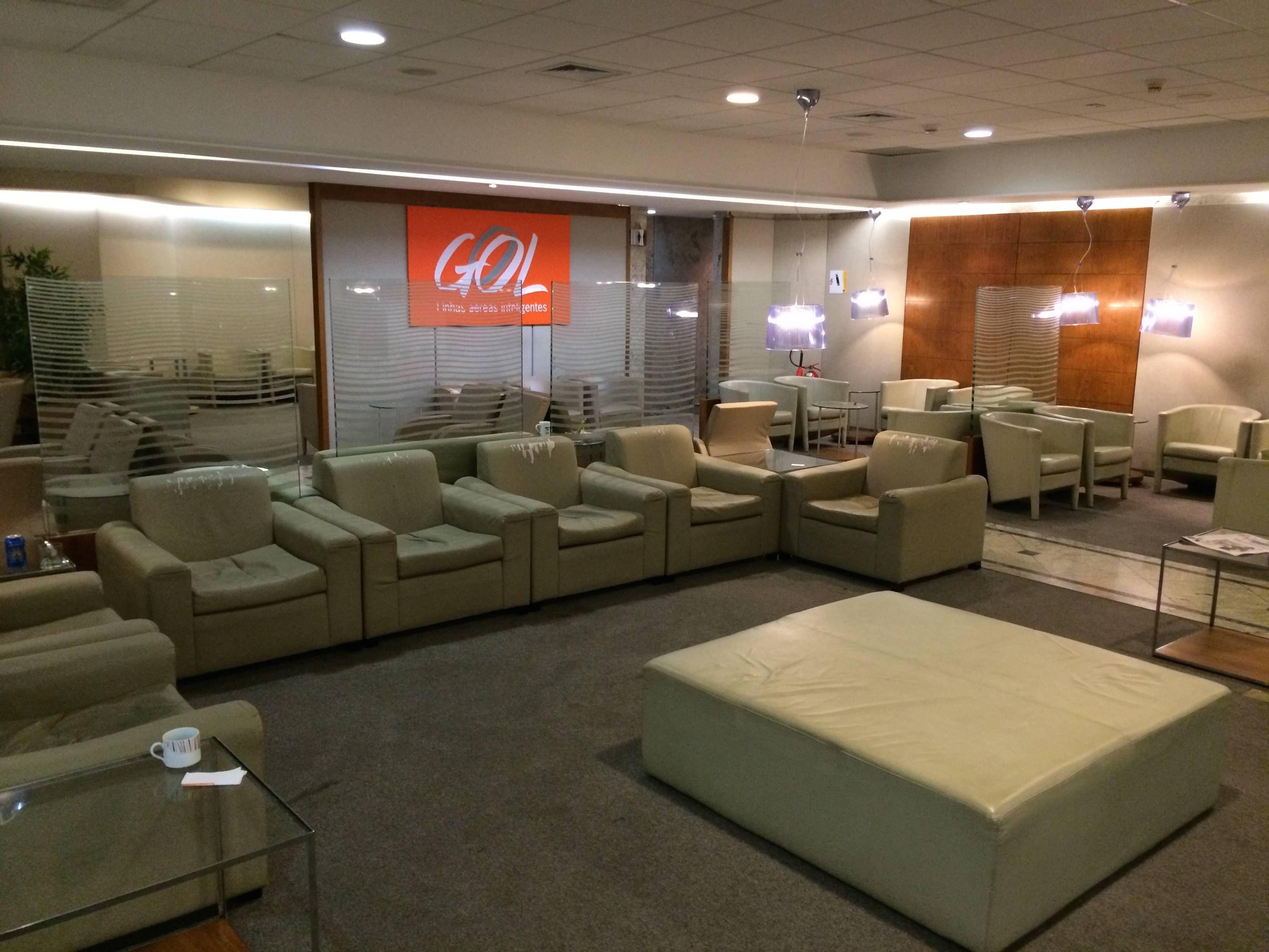 Sala VIP Smiles – Aeroporto de São Paulo (GRU)