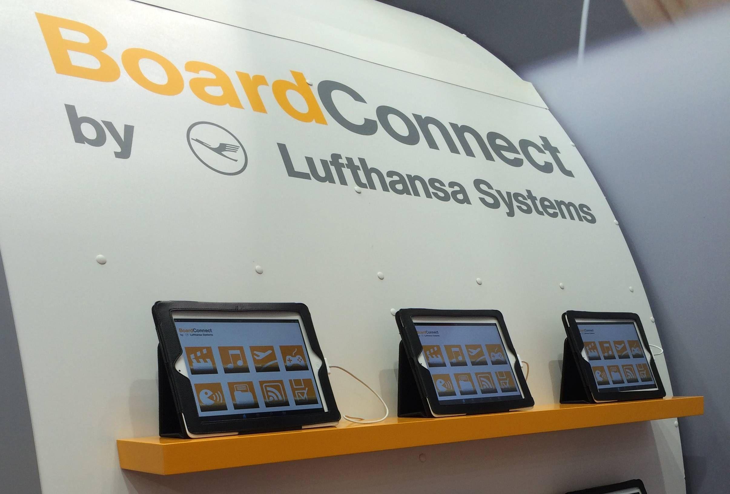 lufthansa board connect