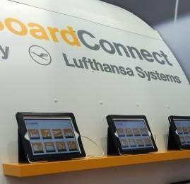 Aplicativo BoardConnect da Lufthansa Systems bate novo recorde de usuários