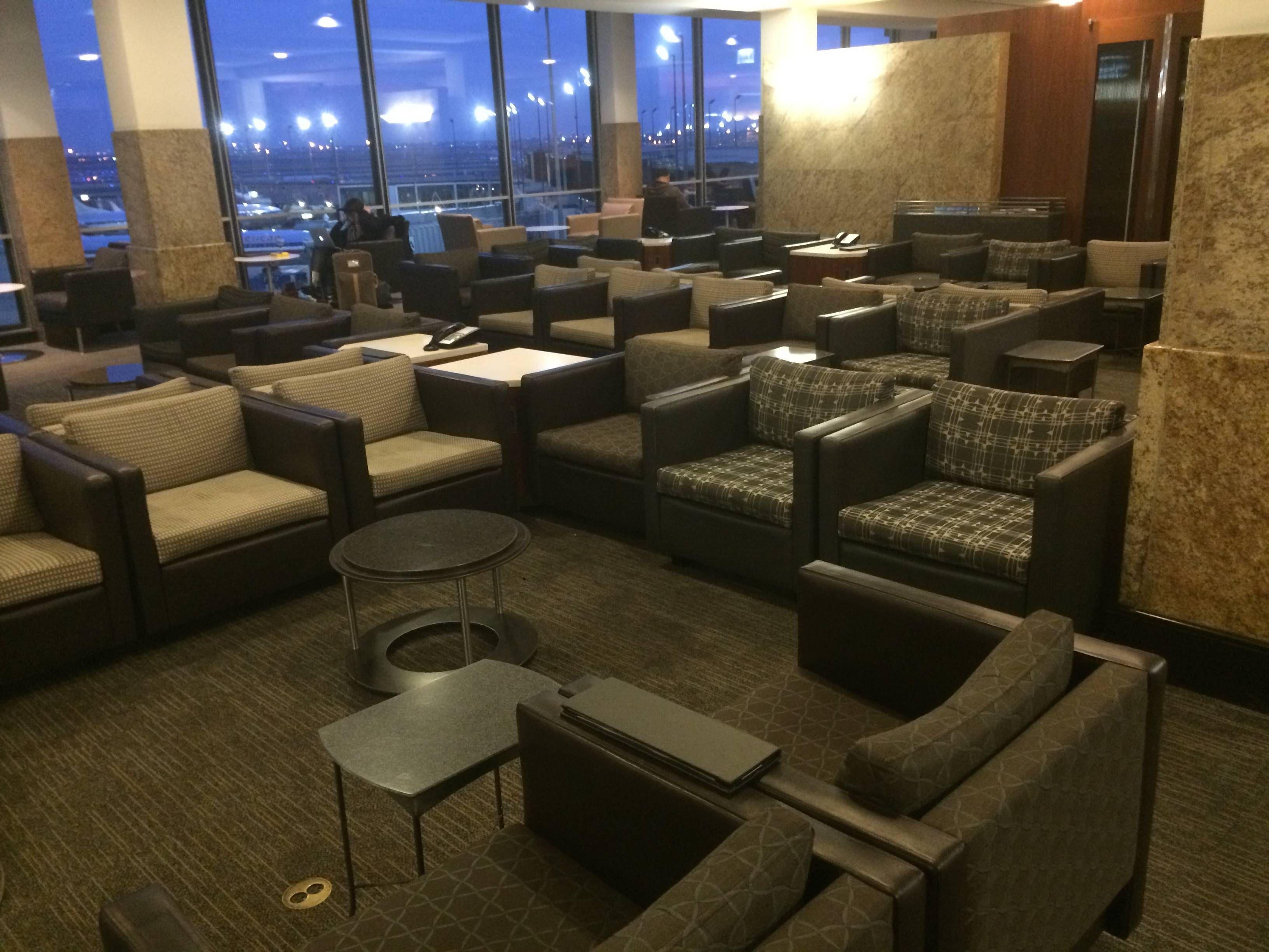 Admirals Club – Aeroporto de Chicago (ORD)