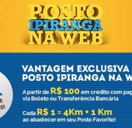 Promoção KM de Vantagens oferece até 5 Km's por real gasto