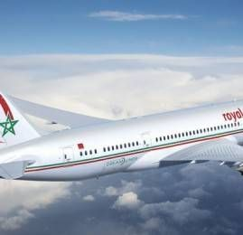 Marrocos e Portugal – Estreando a Royal Air Maroc