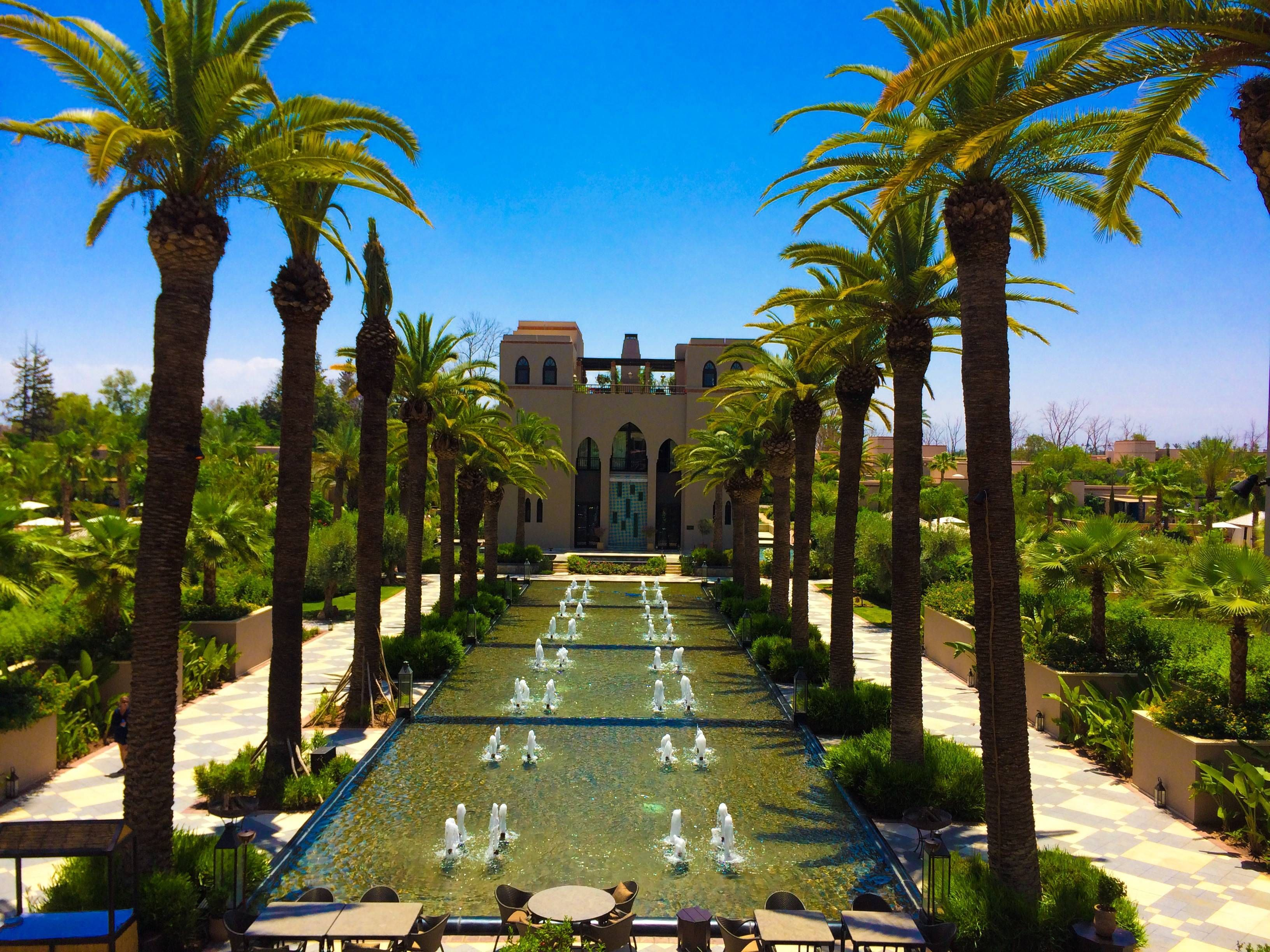 Four Seasons Resort Marrakech