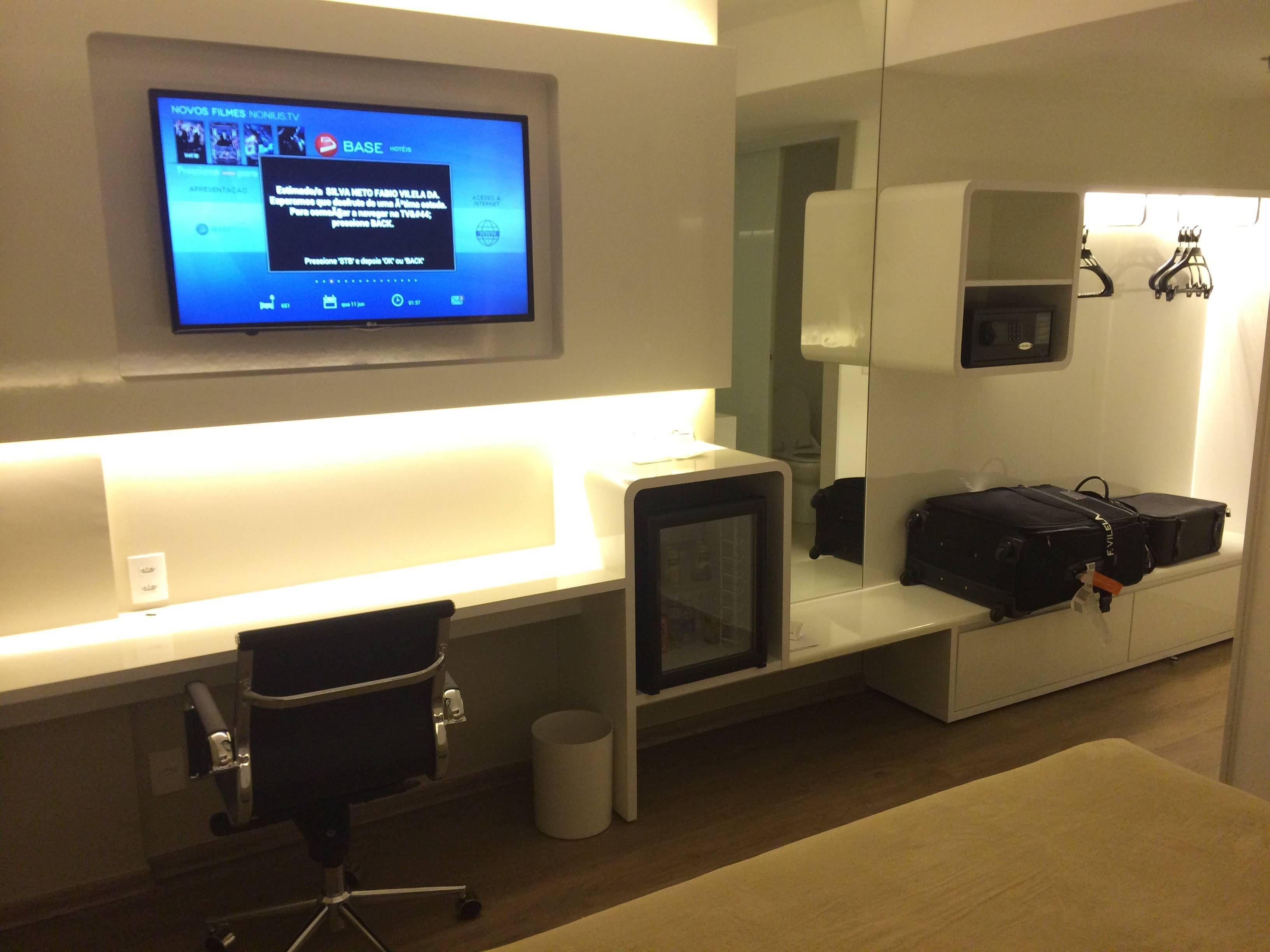 Base Concept Hotel no Aeroporto de Brasilia