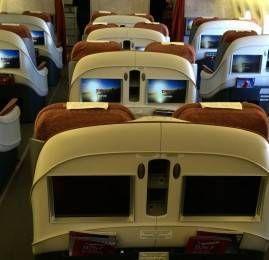 Passagens para Orlando por 40.000 milhas em classe executiva