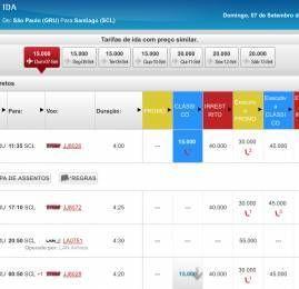 TAM permite emitir passagens da LAN pelo site usando pontos Fidelidade
