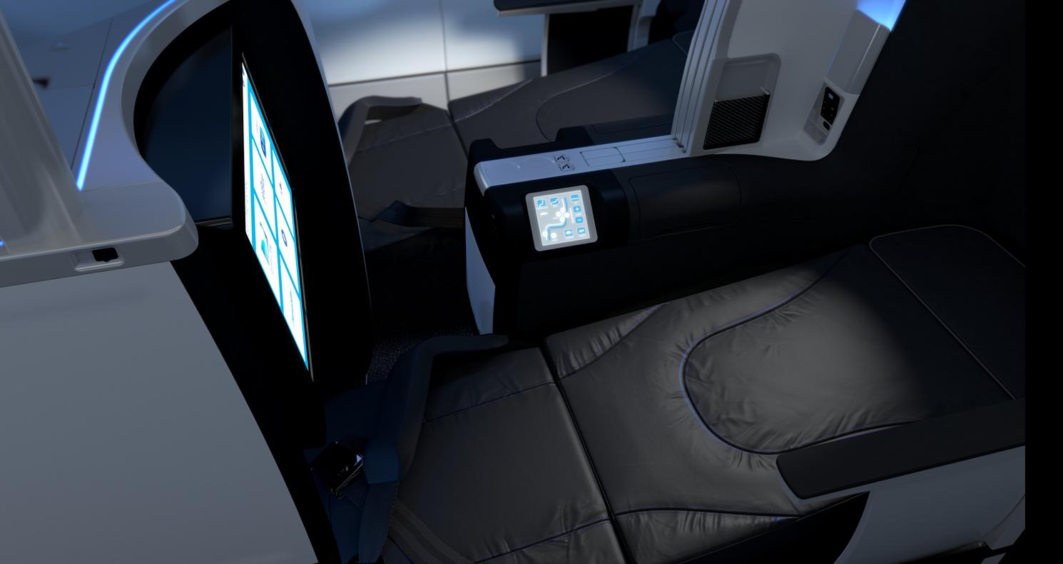 jet blue mint passageirodeprimeira
