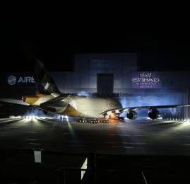 Etihad Airways revela nova identidade visual em seu primeiro A380