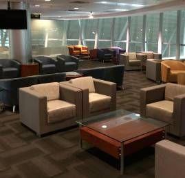 Sala VIP LATAM – Aeroporto de Miami