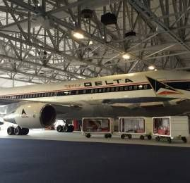 Delta Flight Museum – Museu da Delta em Atlanta